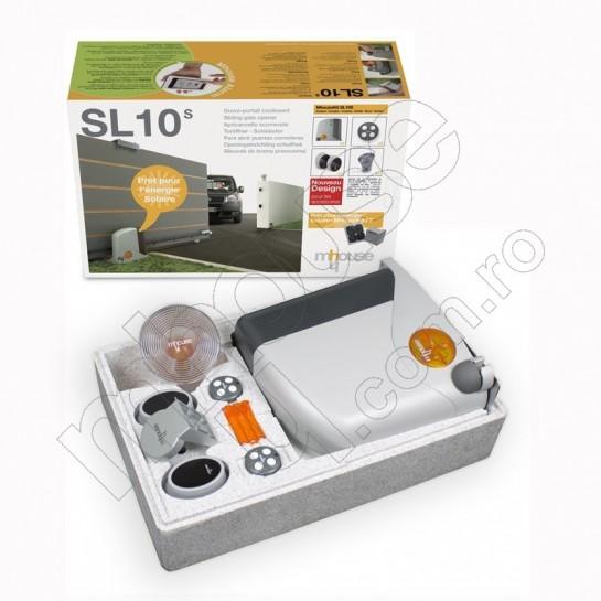 sistem porti automate culisante SL10S