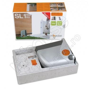 mHouse SL1S/02 - automatizare porti culisante