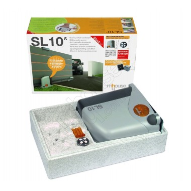 mHouse SL10S/02 - automatizare poarta culisanta