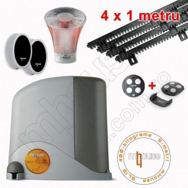 mHouse SL1S HOME - sistem automatizare porti culisante